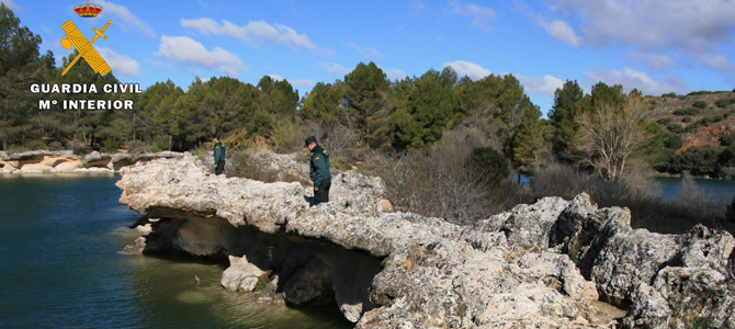 Refuerzan La Vigilancia En Las Lagunas De Ruidera Eldiadigital Es Periódico De Castilla La Mancha