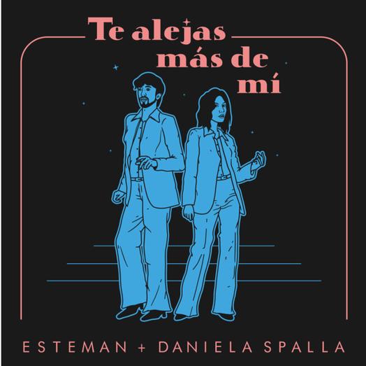 ESTEMAN PRESENTA 'TE ALEJAS MÁS DE MÍ' EN COLABORACIÓN CON DANIELA SPALLA    eldiadigital.es Periódico de Castilla-La Mancha