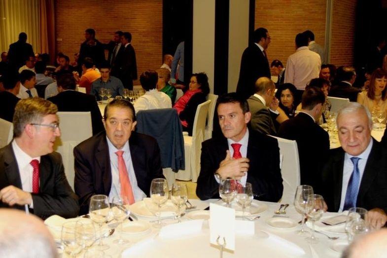 Los árbitros de C-LM celebran su fiesta anual en Alcázar - eldiadigital.es