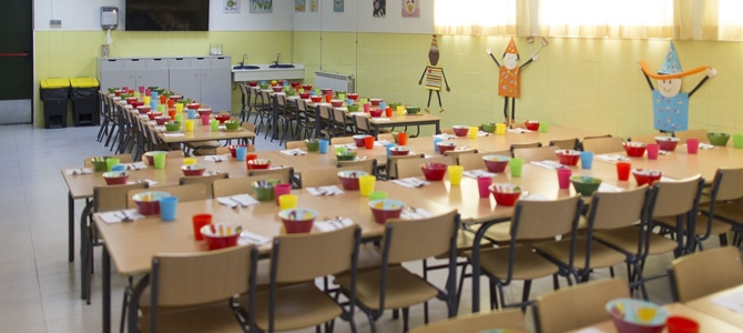 Solo una empresa en CLM sirve panga en los comedores escolares ...