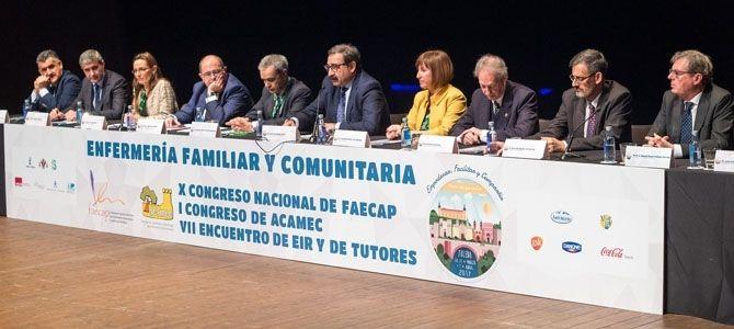 NOTICIAS SOBRE EL X Congreso Nacional de FAECAP , I Congreso de ACAMEC y VII Encuentro de EIR y Tutores en Toledo los dias 30-31 de Marzo y 1 de Abril de 2017